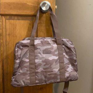 Victoria's Secret Pink Camo Duffle Bag - New